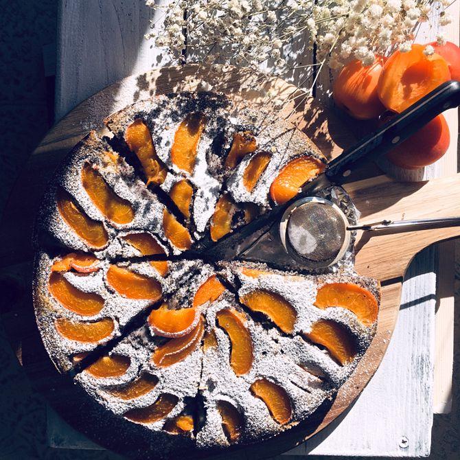 Náhľad receptu Makovo marhuľový koláč