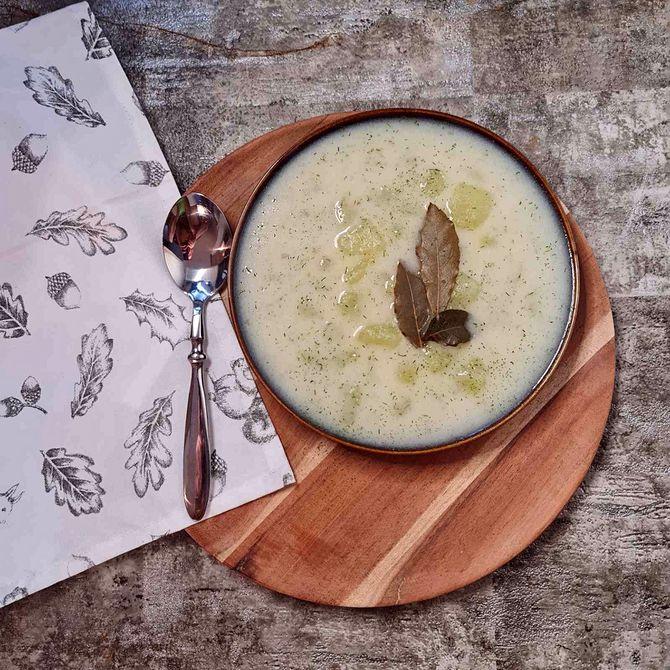 Náhľad receptu Kyslá zemiaková polievka