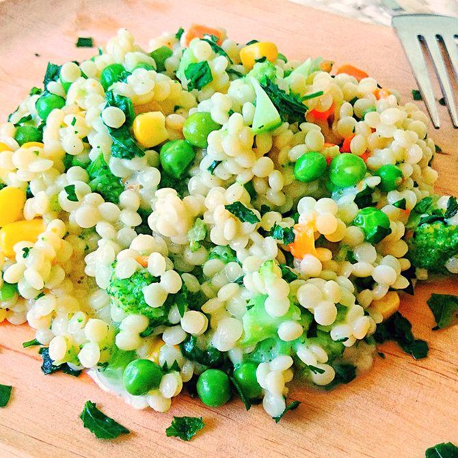 Náhľad receptu Vegetariánska tarhoňa