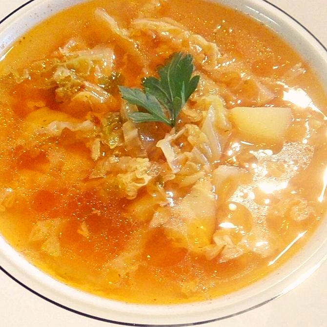 Náhľad receptu Kelová polievka