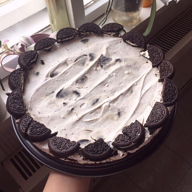 Náhľad receptu Oreo cheesecake