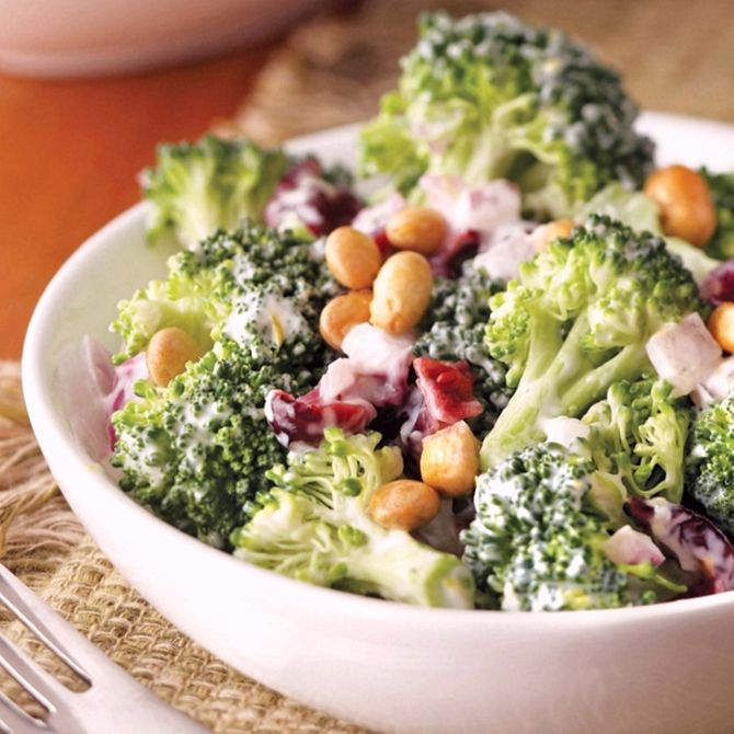 Náhľad receptu Brokolicový šalát