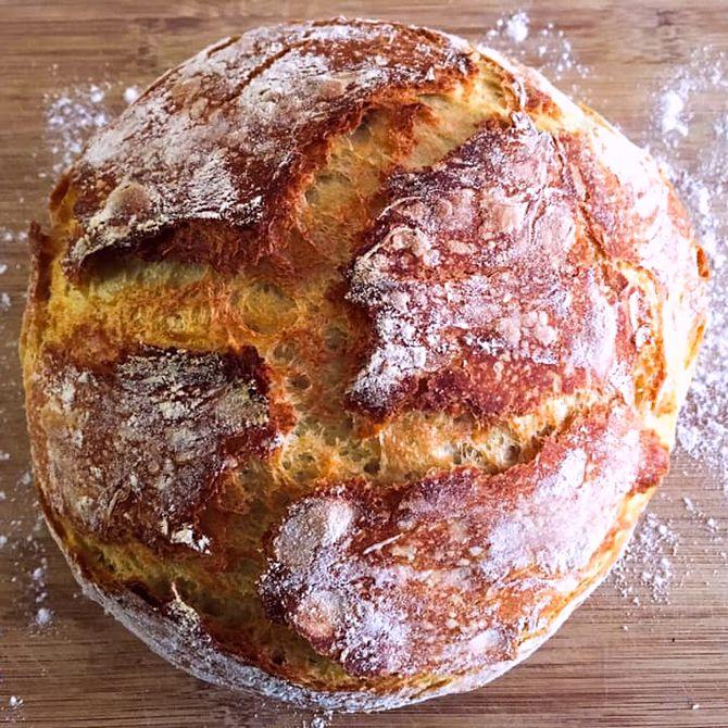 Náhľad receptu Domáci kváskový chlieb