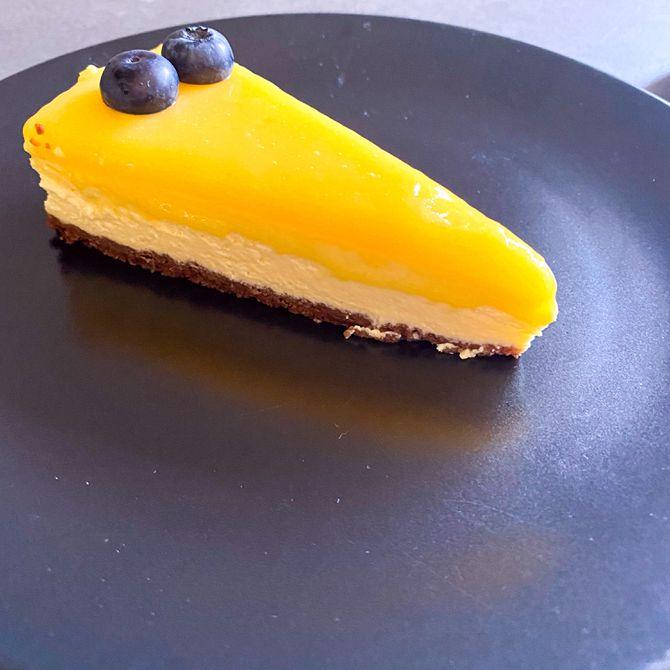 Náhľad receptu Cheesecake Mango