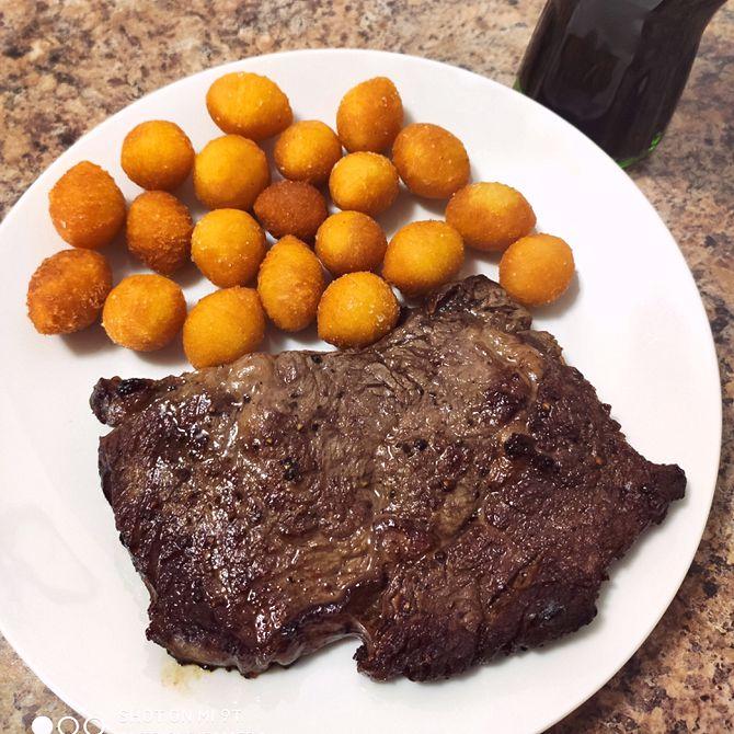Náhľad receptu Sirlon steak