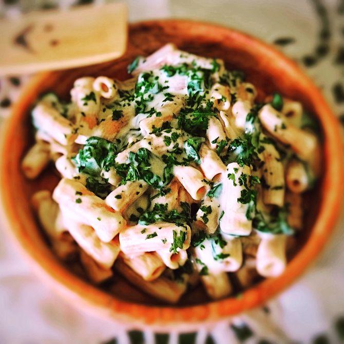 Náhľad receptu Krémové rigatoni
