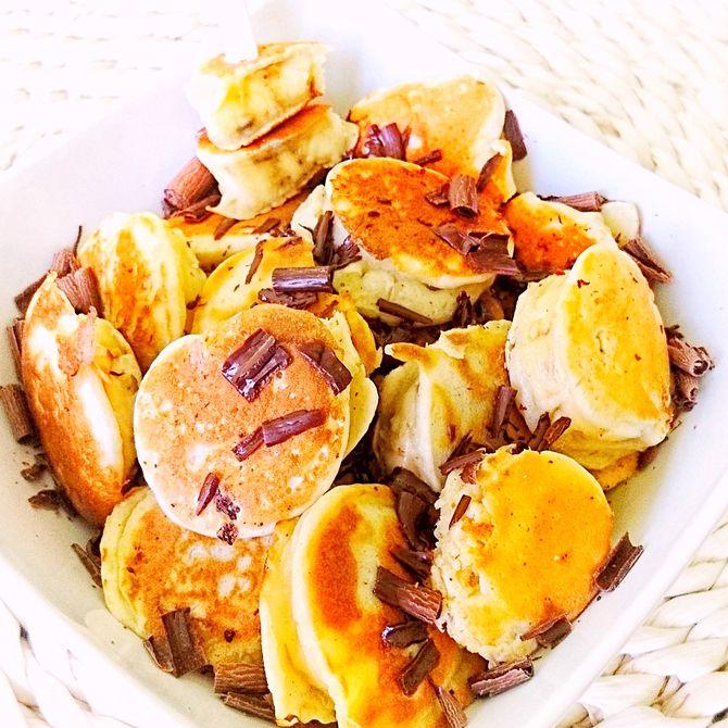 Náhľad receptu Banány v lievancom cestíčku