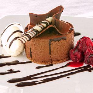 Náhľad témy Čokoládový dezert