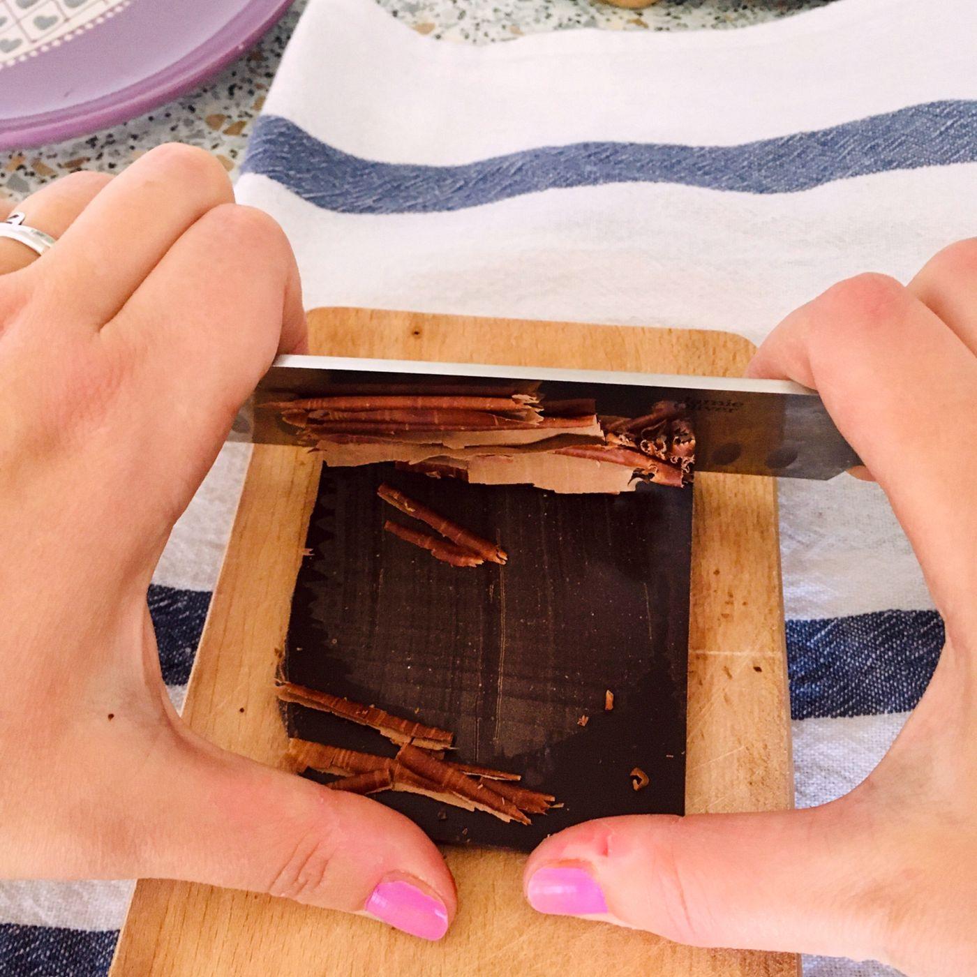 Hruškový koláč z krehkého cesta - krok prípravy 6