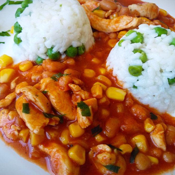 Náhľad receptu Kuracie soté na mexický spôsob