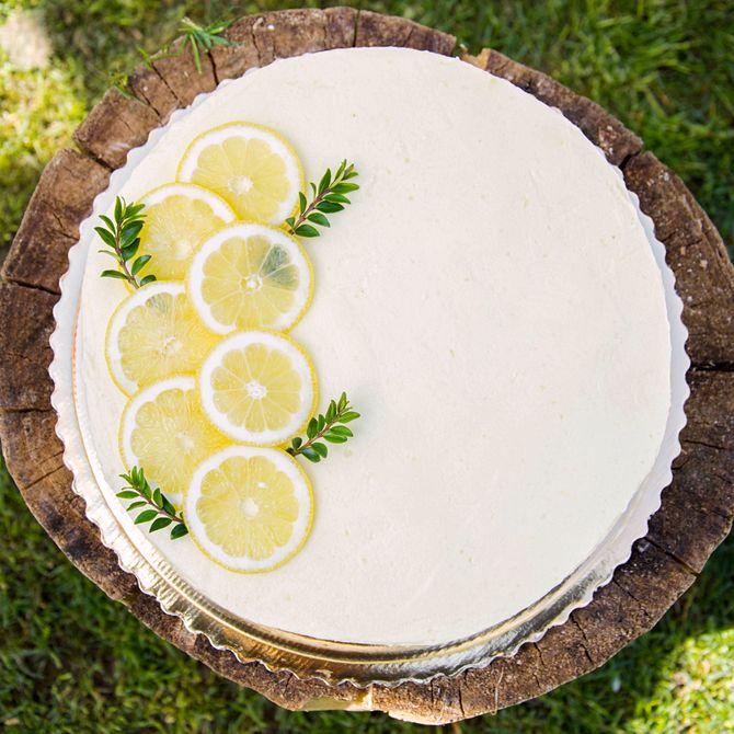 Náhľad receptu Citrónovo-orechová torta