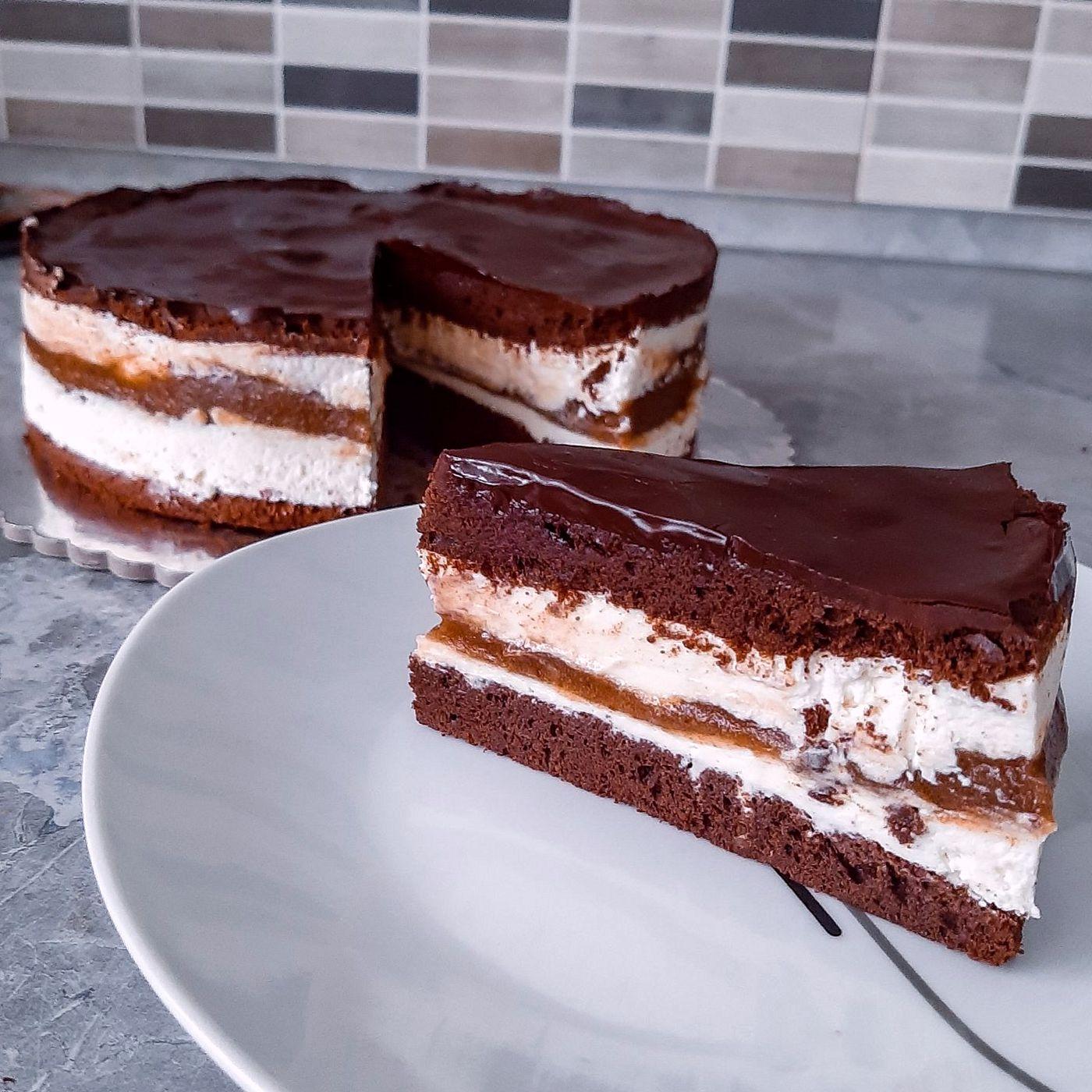 Maxi king torta