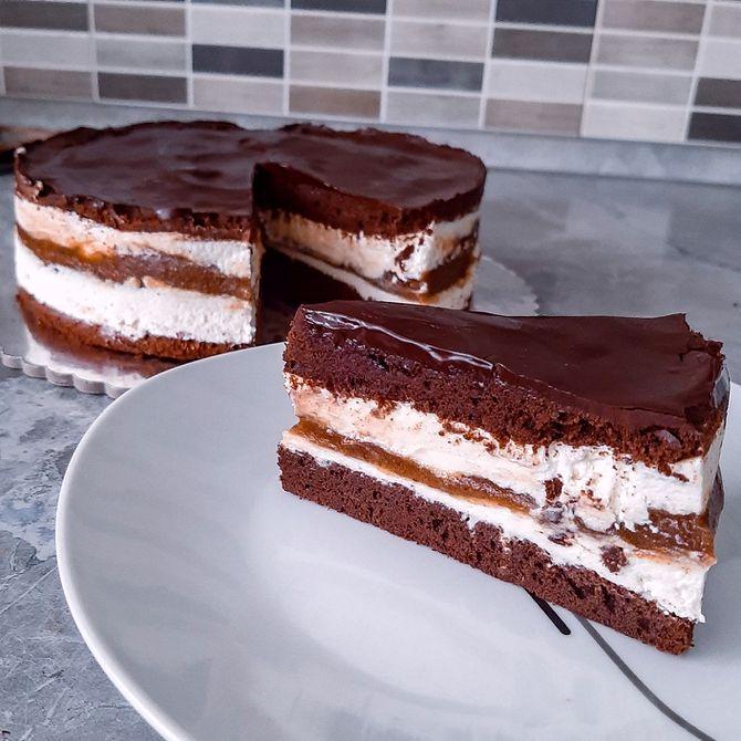 Náhľad receptu Maxi king torta